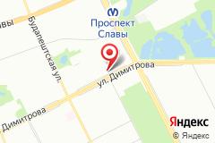 Санкт-Петербург, ул. Димитрова, д. 22, к. 3