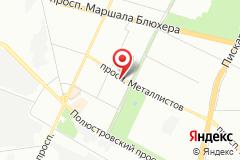 Санкт-Петербург, просп. Металлистов, 116