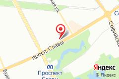 Санкт-Петербург, пр. Славы, д. 40, к. 1