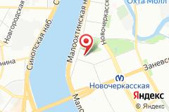 Санкт-Петербург, пр. Малоохтинский, д. 64а