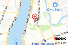 Санкт-Петербург, ул. Республиканская, д. 8А