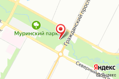 Санкт-Петербург, пр. Гражданский, д. 100