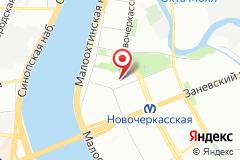 Санкт-Петербург, пр. Новочеркасский , д. 33, к. 3