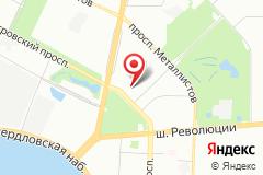 Санкт-Петербург, Полюстровский просп., 3