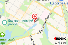 Санкт-Петербург, Пушкин,  ул. Набережная, д. 14