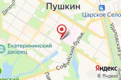 Санкт-Петербург, г. Пушкин, ул. Госпитальная, д. 24