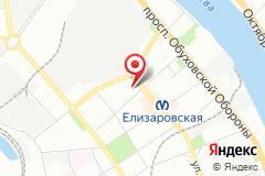 Санкт-Петербург, улица Бабушкина, 3