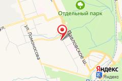 Санкт-Петербург, Пушкин, ул. Малиновская, д. 7