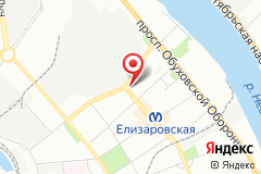 Санкт-Петербург, улица Бабушкина, 2