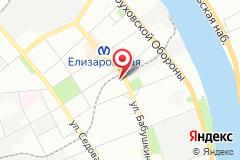 Санкт-Петербург, ул. Бабушкина, д. 21, оф. 306, 3-ий этаж БЦ Савалан