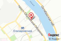 Санкт-Петербург, пр. Обуховской Обороны, д. 89Б