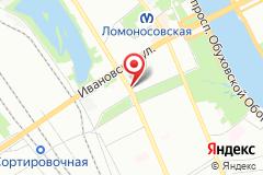 Санкт-Петербург, ул. Седова, д. 94 вход с бульвара Красных Зорь