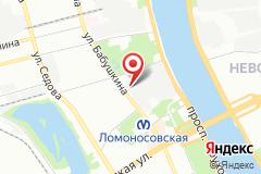 Санкт-Петербург, ул. Бабушкина, д. 36, к. 1