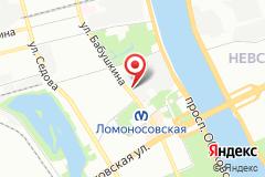 Санкт-Петербург, ул. Бабушкина, д. 36, к. 2