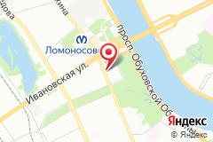 Санкт-Петербург, ул. Бабушкина, д. 50