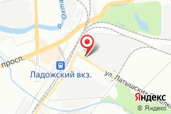 Санкт-Петербург, ул. Латышских Стрелков, д. 31, к. а