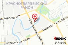Санкт-Петербург, пр. Индустриальный, д. 45А