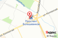 Санкт-Петербург, просп. Пятилеток, д. 2, литер. А