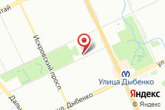 Санкт-Петербург, ул. Антонова-Овсеенко, д. 20