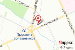 Санкт-Петербург, ул. Коллонтай, д. 24, к. 1