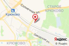 Москва, Зеленоград, к. 814, эт. 6, оф. 07