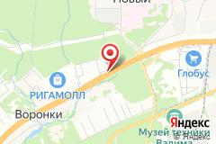 Москва, ш. Новорижское