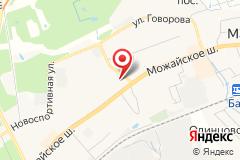 Москва, Одинцово, ул. Чикина, д. 1