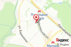 Москва, ул. Митинская, д. 49