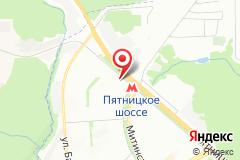 Москва, Пятницкое шоссе, 41