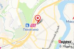 Московская область, Красногорск, ул. Зверева, д. 8