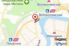 Москва, ул.Красногорский Бульвар, д. 25