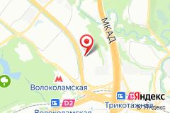 Москва, ш. Пятницкое, д. 8