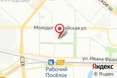 Москва, ул. Кунцевская, д. 4, к. 1