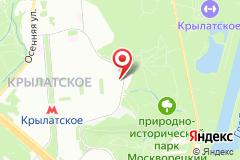 Москва, ул. Крылатские холмы, д. 35