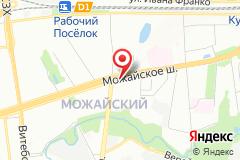 Москва, ш. Можайское, д. 25