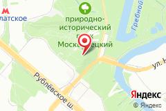 Москва, ул. Крылатская, д. 1