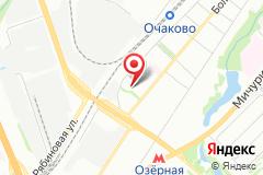 Москва, ул. Большая Очаковская, д. 42, к. 1