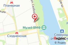 Москва, ул. Свободы, д.61 к.1