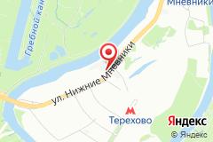 Москва, улица Нижние Мневники, 37 а