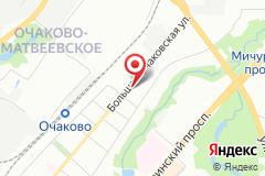 Москва, пер. 1-й Очаковский, д.1