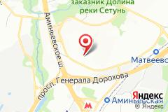 Москва, ул. Матвеевская, д. 28