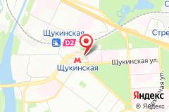 Москва, ул. Щукинская, д. 42