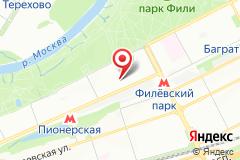 Москва, ул. Малая Филёвская, д. 8, к. 4