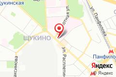 Москва, улица Маршала Бирюзова, 34