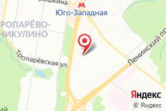 Москва, проспект Вернадского, 121