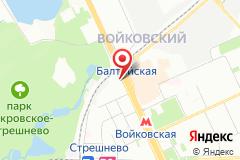 Москва, ш. Ленинградское, д. 21