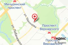 Москва, ул. Удальцова, д. 30