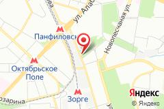 Москва, ул. Зорге, д. 30, лит. А