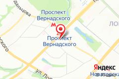 Москва, пр. Вернадского, д. 39