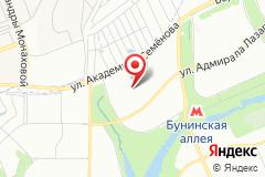 Москва, ул. Адмирала Лазарева, д. 68, к. 3